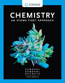 Chemistry : an atoms first approach